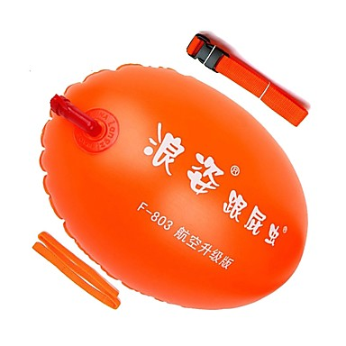 olcso Kiegészítők úszástanuláshoz-Környezetbarát anyag Száraz tasakok Vízálló tasakok PVC (PVC) Lebegő Vízálló Felfújható Úszás Vízi sportok Rafting mert Felnőttek