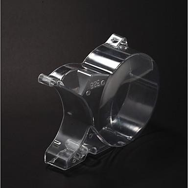 voordelige Ontstekingsonderdelen-transparante plastic dirt pit bike atv ontsteking vliegwiel motorkap 110 125cc