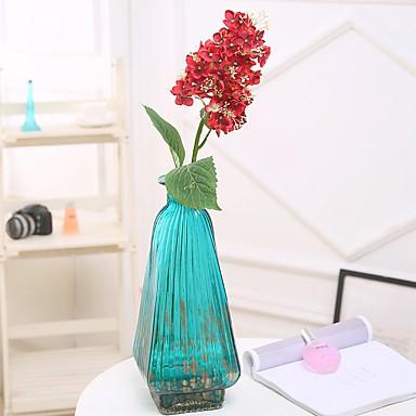 زهور اصطناعية 1 فرع كلاسيكي فردي أسلوب بسيط الحديث أرطنسية الزهور الخالدة أزهار الطاولة