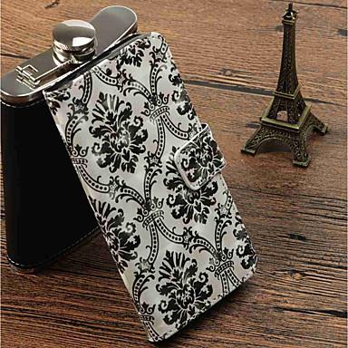 غطاء من أجل Huawei P20 Pro / P20 lite محفظة غطاء كامل للجسم الطباعة الدانتيل قاسي جلد PU إلى Huawei P20 / Huawei P20 Pro / Huawei P20 lite