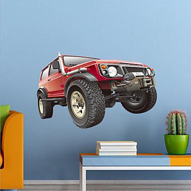 لواصق حائط مزخرفة - لواصق حائط الطائرة أشكال غرفة الجلوس / غرفة النوم / دورة المياه / قابل اعادة الوضع