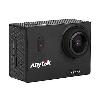 Anytek AT100 1080p ليلة الرؤية سائق سيارة 170 درجة زاوية واسعة 2.2 بوصة LTPS داش كام مع WIFI / تسجيل غير منتهي / التلقائي على السلطة مسجل