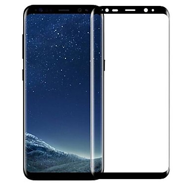 Samsung GalaxyScreen ProtectorS9 (HD) دقة عالية حامي شاشة أمامي 1 قطعة زجاج مقسي