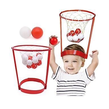 olcso Balls és kiegészítők-Kosárlabda Játékok Sport / Mini / Fejpántos Hoops Kosárlabda Kreatív / kényelmes markolat Gyermek Ajándék 42 pcs