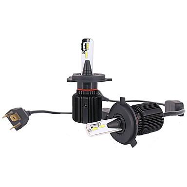 voordelige Autokoplampen-1 set j1 super gerichte h4 led-koplampset