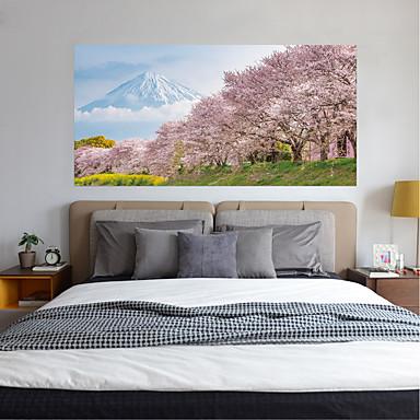 لواصق حائط مزخرفة - لواصق مناظر طبيعية / الأزهار / النباتية غرفة الجلوس / غرفة النوم