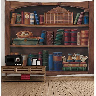 povoljno Wall Art-Noviteti / Odmor Zid Decor Poliester Klasik / Vintage Wall Art, Zidne tapiserije Ukras