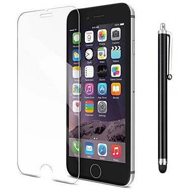 voordelige iPhone screenprotectors-AppleScreen ProtectoriPhone 8 Plus High-Definition (HD) Voorkant screenprotector 1 stuks Gehard Glas