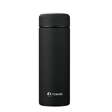DRINKWARE غير قابل للصدأ الحديد / ABS + PC كأس فراغ المحمول / الاحتفاظ بالحرارة / العزل الحراري 1 pcs