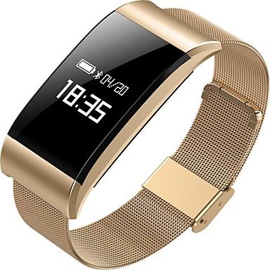a66 الذكية معصمه بلوتوث اللياقة البدنية تعقب دعم الإخطار / القلب رصد معدل الرياضة للماء smartwatch ل فون / سامسونج / الروبوت الهواتف