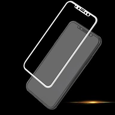 voordelige iPhone screenprotectors-schermbeschermer voor apple iphone 11 pro max / iphone xs max szkinston 3d volledig krasbestendig anti-vingerafdruk high fibre definition (hd) gehard glas zeefdrukbeschermer beschermfolie - wit