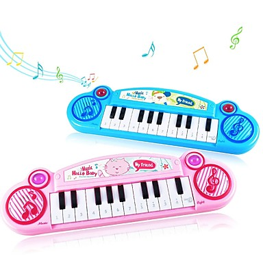 Elektronikus billentyűzet Zene Oktatás Uniszex Gyerekek Játékok Ajándék 1 pcs