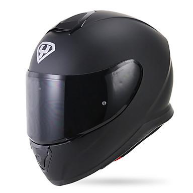 رخيصةأون خوذات الدراجات النارية-YOHE YH976 وجه كامل بالغين للجنسين دراجة نارية خوذة متنفس / مزيل عرق / واقي شمسي