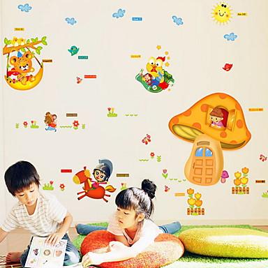لواصق حائط مزخرفة - لواصق حائط الطائرة أشكال / جنيّات غرفة الجلوس / غرفة النوم / قابل للنقل