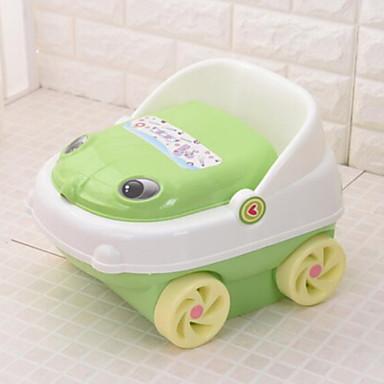 قعادة للأطفال / تصميم جديد / قابل للنقل معاصر / العادي / كرتون PP / ABS + PC 1PC اكسسوارات المرحاض / ديكور الحمام