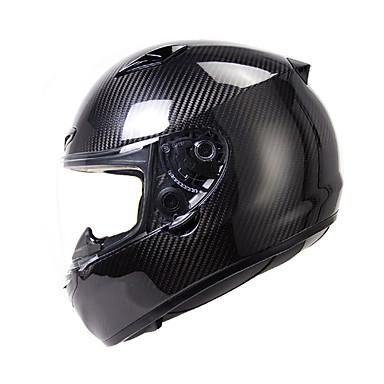 YOHE YH-957 وجه كامل بالغين للجنسين دراجة نارية خوذة متنفس / مزيل عرق / المضادة للعرق