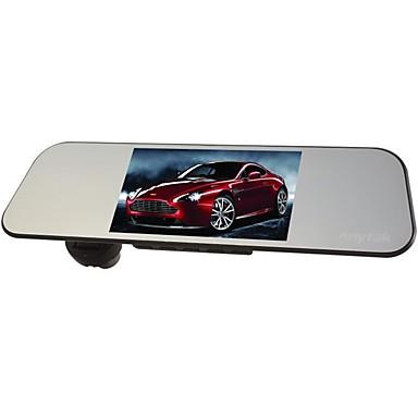 Anytek A30 1080p ليلة الرؤية سائق سيارة 170 درجة زاوية واسعة 5 بوصة داش كام مع G-Sensor / تسجيل غير منتهي مسجل السيارة