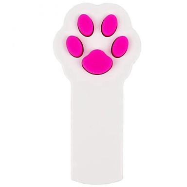 متفاعل مضايقات ألعاب الليزر كلاب الأرانب قطط حيوانات أليفة ألعاب مسموح باصطحاب الحيوانات الأليفة متهاد غني بالألوان بلاستيك هدية