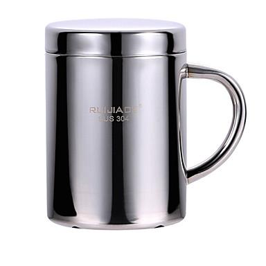 DRINKWARE الفولاذ المقاوم للصدأ كأس ماء × 2 العزل الحراري 1 pcs