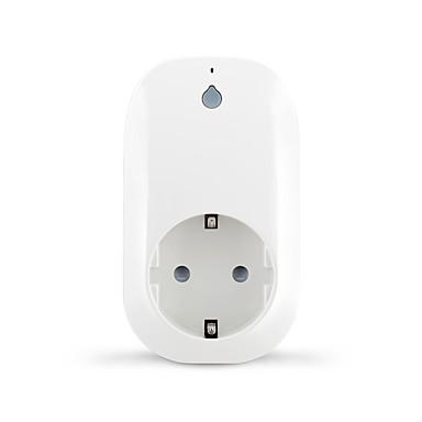 رخيصةأون Smart Plug-RE المكونات الذكية SUO1-RE إلى أدوات المطبخ الحديثة / غرفة المعيشة / دراسة الحماية عند انقطاع التيار الكهربائي / يعمل بالريموت كنترول / متعددة الوظائف WIFI 110-240 V