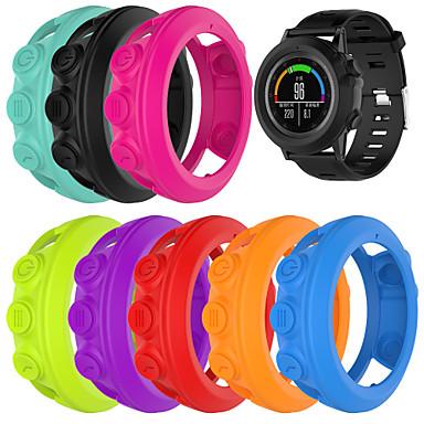 Недорогие Часы и ремешки Garmin-Кейс для Назначение Garmin Fenix 3 HR / Fenix 3 силикагель Garmin