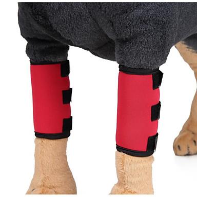 تدريب الكلاب العناية الصحية بسيط محمول ناعم كلاب قطط المحمول قابل للسحبقابل للتعديل قابلة للطى تيريليني للحيوانات الأليفة / الأمان