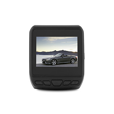 Blackview DAB211 صغير / جميل / إبداعي سائق سيارة 150 درجة زاوية واسعة كموس الاستشعار ≤3 بوصة LCD داش كام مع GPS / ليلة الرؤية / G-Sensor لا مسجل السيارة / حالة وقوف السيارات / كشف الحركة / أداس