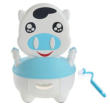 قعادة للأطفال / تصميم جديد / خلاق العادي / كرتون / الحديث PP / ABS + PC 1PC ديكور الحمام