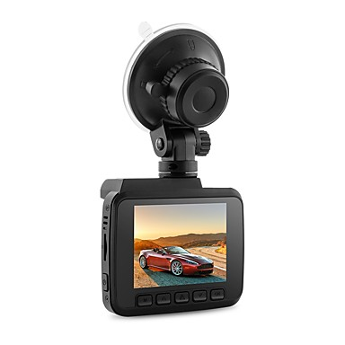 Blackview GS63H 2160P صغير / إبداعي / تصميم جديد سائق سيارة 150 درجة زاوية واسعة كموس الاستشعار 2.4 بوصة LCD داش كام مع WIFI / GPS / ليلة الرؤية لا مسجل السيارة / G-Sensor / حالة وقوف السيارات