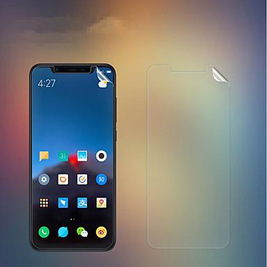 Недорогие Защитные плёнки для экранов Xiaomi-XIAOMIScreen ProtectorXiaomi Mi 8 Ультратонкий Протектор объектива спереди и камеры 1 ед. PET