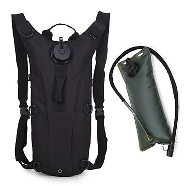 6 L سلة الري و مخزون الماء مقاوم للماء يمكن ارتداؤها حقيبة الدراجة البوليستر نايلون حقيبة الدراجة حقيبة الدراجة أخضر المشي لمسافات طويلة