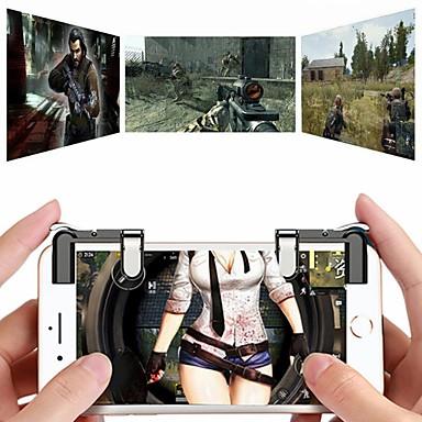 لعبة تحكم من أجل Android / iOS ، محمول لعبة تحكم معدن 2 pcs وحدة