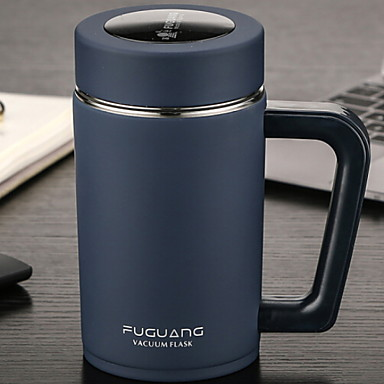 DRINKWARE PP+ABS / غير قابل للصدأ الحديد كأس ماء × 2 العزل الحراري 1 pcs