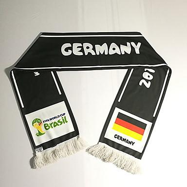 عطلة زينة كأس العالم / أحداث رياضية كائنات ديكور تصميم خاص / العالم أسود / أخضر 1PC