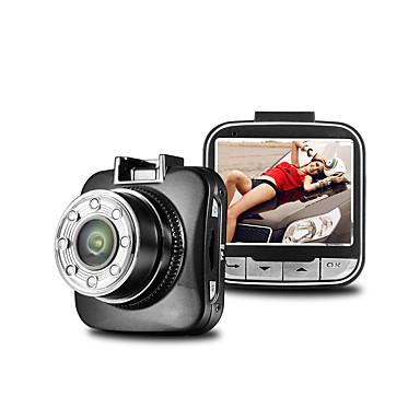 Blackview G55 1080p صغير / جميل / HD سائق سيارة 170 درجة زاوية واسعة كموس الاستشعار 2 بوصة LCD داش كام مع ليلة الرؤية / G-Sensor / حالة وقوف السيارات 8 أشعة تحت الحمراء LED مسجل السيارة / 2.0 / WDR
