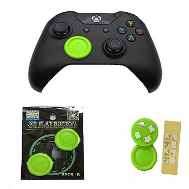 olcso Xbox One kiegészítők-Játékvezérlő tartozékok készletek Kompatibilitás Xbox egy / Xbox One S / Xbox One X ,  Játékvezérlő tartozékok készletek PP / ABS 1 pcs egység