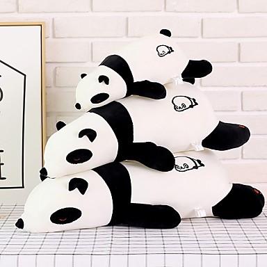ieftine Jucării de Pluș-1 pcs Animal impaiat Jucări de Pluș Păpuși de pluș Γεμιστά και λούτρινα ζωάκια Panda Încântător Flanel Joc imaginar, ciorapi, daruri de mare aniversare Adolescent