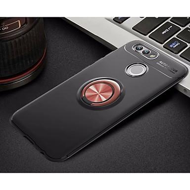 غطاء من أجل Huawei Nova 2 حامل الخاتم / نحيف جداً غطاء خلفي لون سادة ناعم TPU