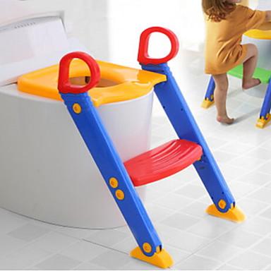 قعادة للأطفال / تصميم جديد / قابل للنقل العادي / كرتون / الحديث المعاصر PP / ABS + PC 1PC اكسسوارات المرحاض / ديكور الحمام
