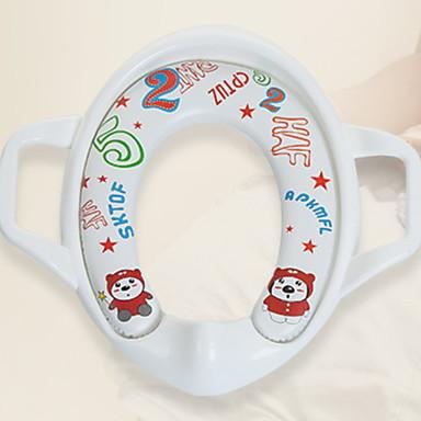 قعادة للأطفال / تصميم جديد / خلاق العادي / الحديث PP / ABS + PC 1PC اكسسوارات المرحاض / ديكور الحمام