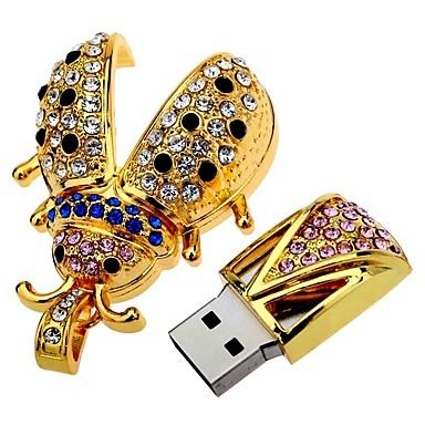 ieftine USB Flash Drives-Ants 8GB Flash Drive USB usb disc USB 2.0 MetalPistol Încântător