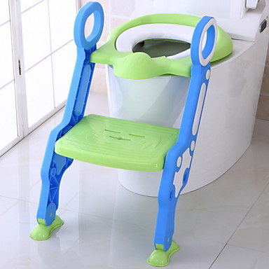 قعادة واقف الأرض / للأطفال / مضاد للانزلاق معاصر / العادي PP / ABS + PC 1PC اكسسوارات المرحاض / ديكور الحمام