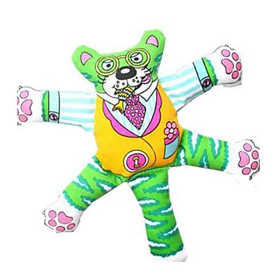 لعب المضغ التدريب ألعاب الصرير كلاب قطط حيوانات أليفة ألعاب 1 مسموح باصطحاب الحيوانات الأليفة لعبة الكرتون غيرها من المواد قماش هدية