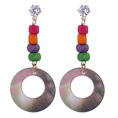 povoljno Naušnice-Žene Viseće naušnice dame Vintage Moda Naušnice Jewelry Duga Za Dnevno Izlasci 1 par