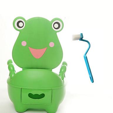 قعادة واقف الأرض / للأطفال / متعددة الوظائف معاصر / العادي / كرتون PP / ABS + PC 1PC اكسسوارات المرحاض / ديكور الحمام / قابل للنقل