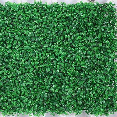 زهور اصطناعية 1 فرع كلاسيكي فردي زهري نباتات أزهار الحائط