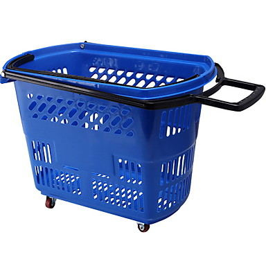 مخزن سهلة الاستخدام العادي البلاستيك 1PC حمام منظمة