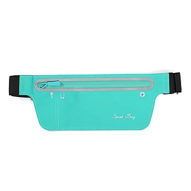 voordelige iPhone-hoesjes-hoesje Voor Apple iPhone X Waterbestendig / SportArmband / Armband Armband Effen Zacht tekstiili