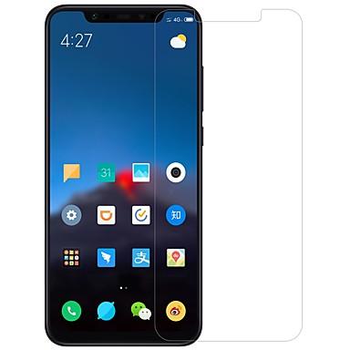 Недорогие Защитные плёнки для экранов Xiaomi-XIAOMIScreen ProtectorXiaomi Mi 8 HD Протектор объектива спереди и камеры 1 ед. Закаленное стекло