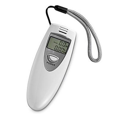led الرقمية التنفس اختبار الكحول محلل الكحول محرك سلامة